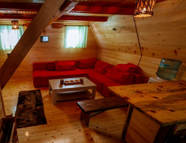Uvac - Relax room