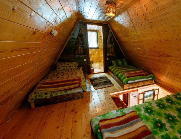 Uvac - Bedroom
